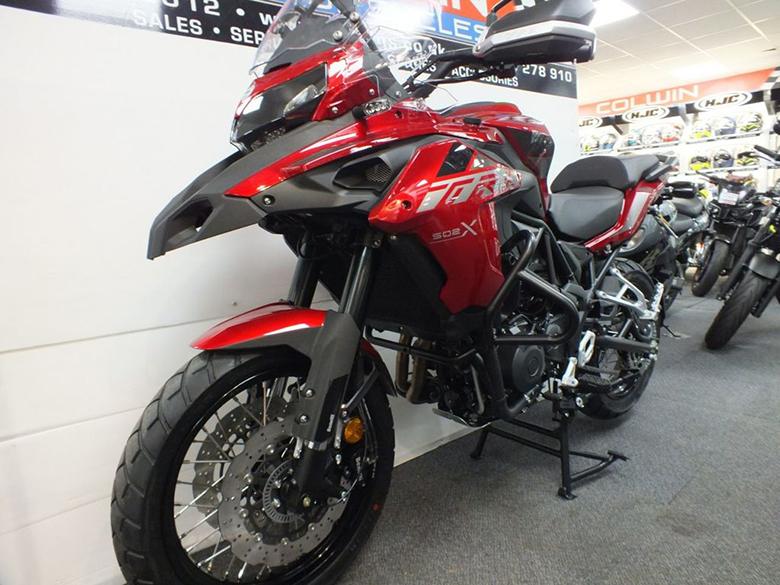 2020 Benelli TRK 502 X Powerful Travel Bike Review Specs