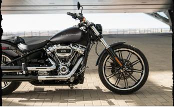 Harley-Davidson 2020 Breakout Softail