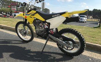 2020 DR-Z125L Suzuki Off-Road Motorcycle