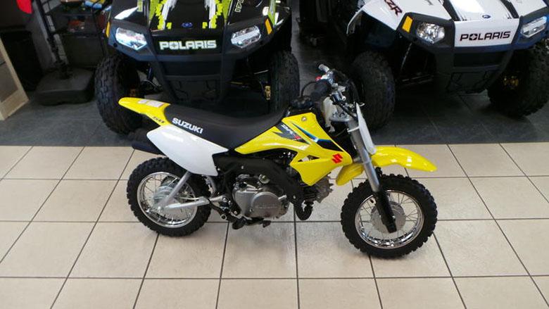 2020 DR-Z50 Suzuki Off-Road Bike