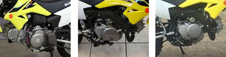 2020 DR-Z50 Suzuki Off-Road Bike Specs
