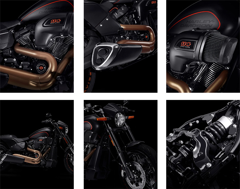 2020 FXDR 114 Harley-Davidson Cruisers Specs