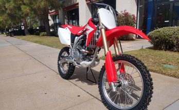 2020 Honda CRF150R Dirt Bike