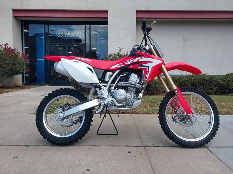 2020 Honda CRF150R Expert Dirt Bike