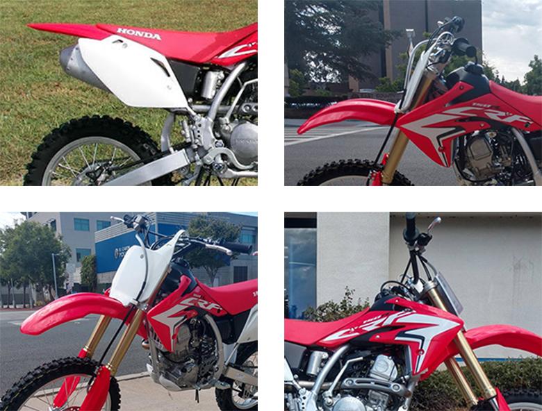 2020 Honda CRF150R Expert Dirt Bike Specs