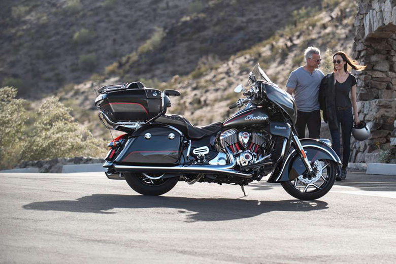2020 Indian Roadmaster Elite Limited Edition Touring Bike Review