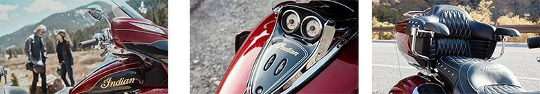 2020 Indian Roadmaster Elite Touring Bike Specs