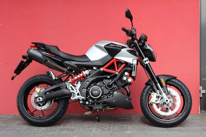2020 Shiver 900 Aprilia Naked Motorcycle