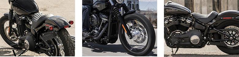 2020 Street Bob Harley-Davidson Cruisers Specs