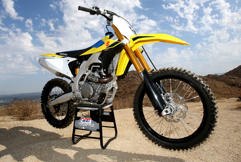 2020 Suzuki RM-Z450 Powerful Dirt Motorcycle