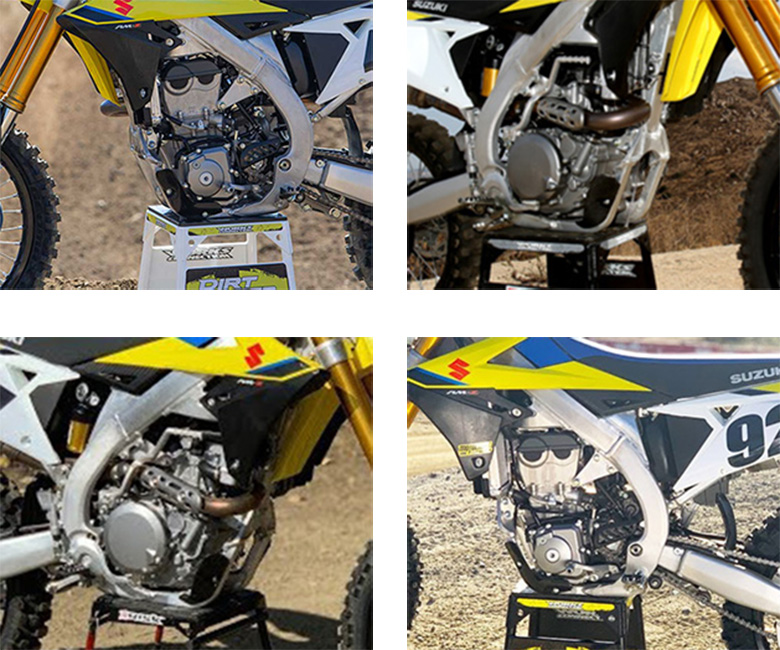 2020 Suzuki RM-Z450 Powerful Dirt Motorcycle Specs