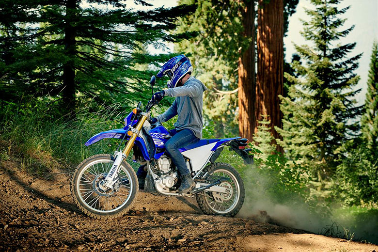 2020 WR250R Yamaha Dual Purpose Motorcycle