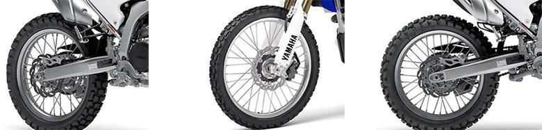 2020 WR250R Yamaha Dual Purpose Motorcycle Specs