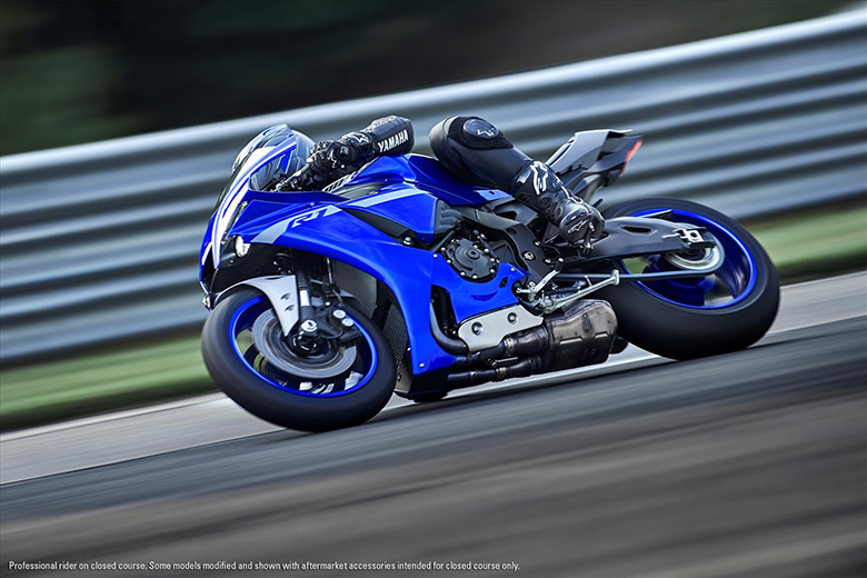2020 YZF-R1 Yamaha Super Sports Motorcycle