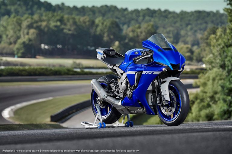 2020 YZF-R1 Yamaha Super Sports Motorcycle Review Price Specs