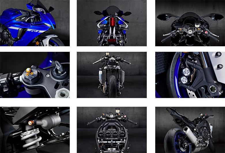 2020 YZF-R1 Yamaha Super Sports Motorcycle Specs