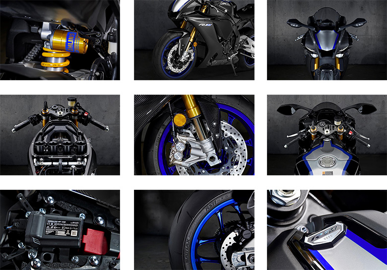 2020 YZF-R1M Yamaha Powerful Sports Motorcycle Specs