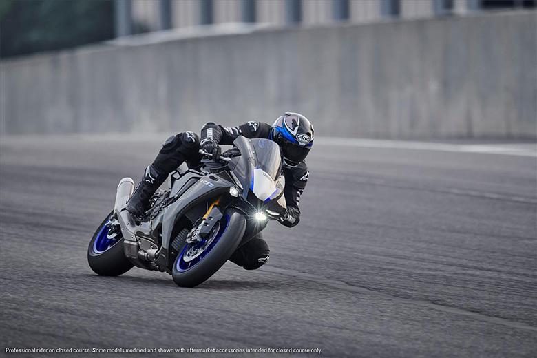 2020 YZF-R1M Yamaha Powerful Sports Motorcycle