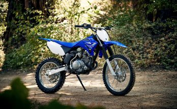 2020 Yamaha TT-R125LE Trail Off-Road Motorcycle