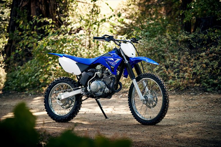 2020 Yamaha TT-R125LE Trail Off-Road Motorcycle Review Price Specs