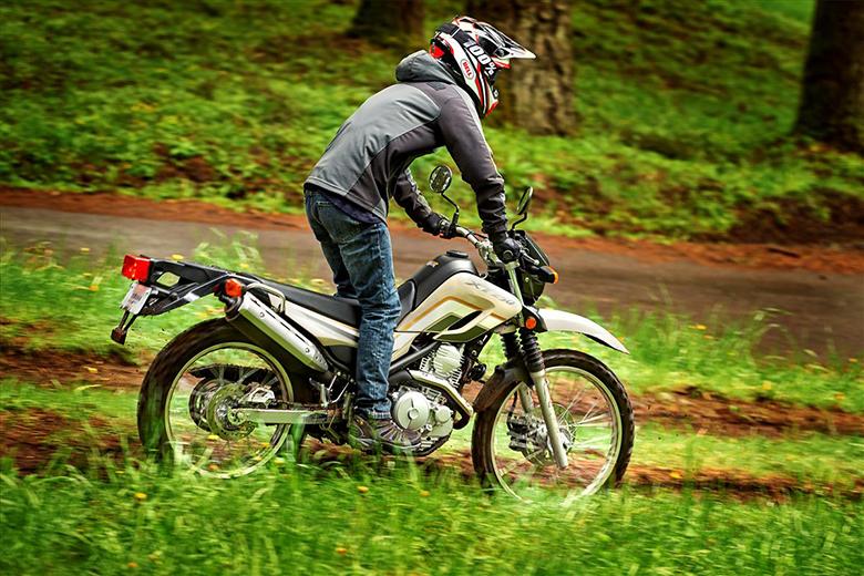 2020 Yamaha XT250 Dual Sport Motorcycle