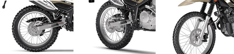 2020 Yamaha XT250 Dual Sport Motorcycle Specs