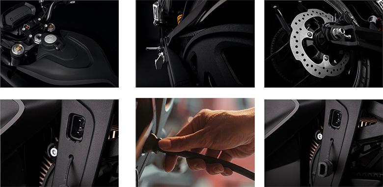 2020 Zero SR Electric Naked Motorcycle Specs