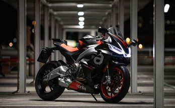 2021 Aprilia RS 660 Sports Motorcycle