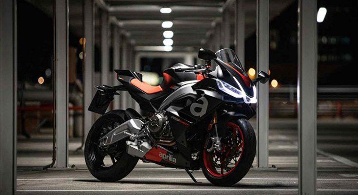 2021 Aprilia RS 660 Sports Motorcycle