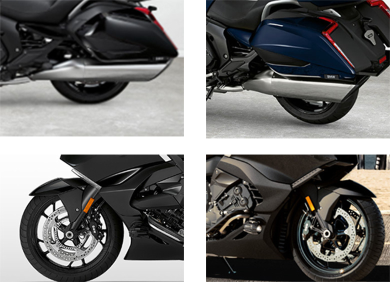 BMW 2020 K 1600 Grand America Touring Bike Specs