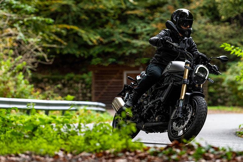 Benelli 2020 Leoncino 800 Trail Powerful Naked Bike