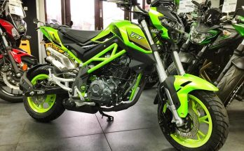 Benelli TNT 125 2020 Naked Bike