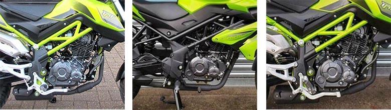 Benelli TNT 125 2020 Naked Bike Specs