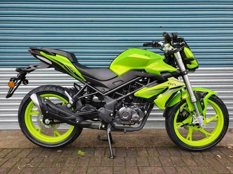 Benelli TNT 125 2020 Naked Bike