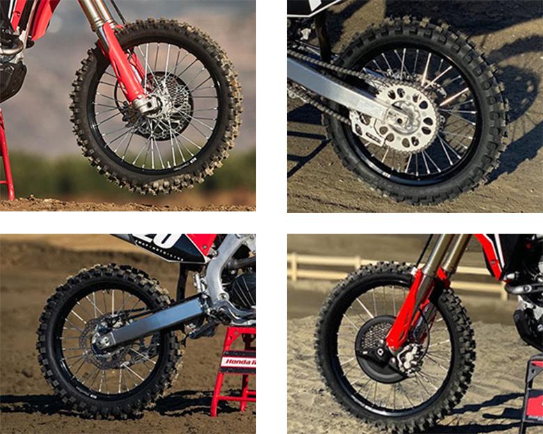Honda 2020 CRF250R Dirt Motorcycle Specs