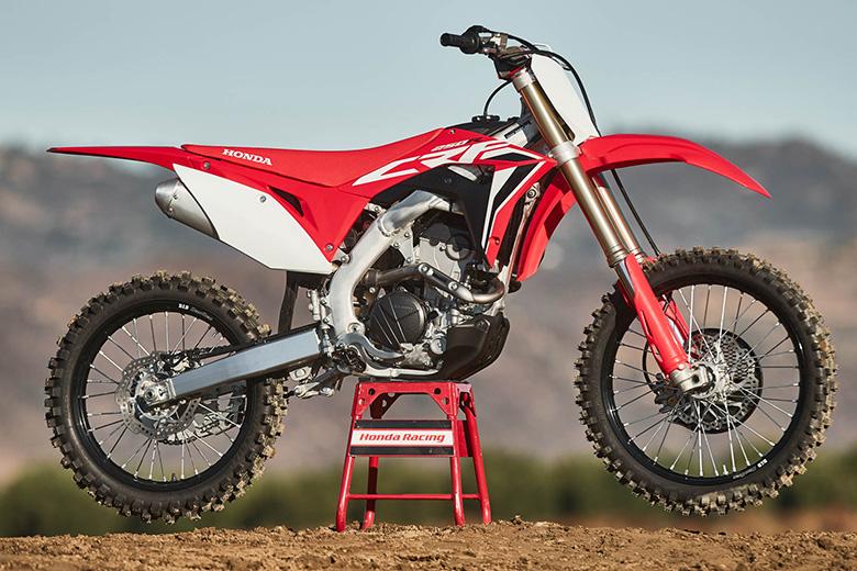 Honda 2020 CRF250R Dirt Motorcycle