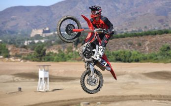 Honda 2020 CRF250R Dirt Motorcycle