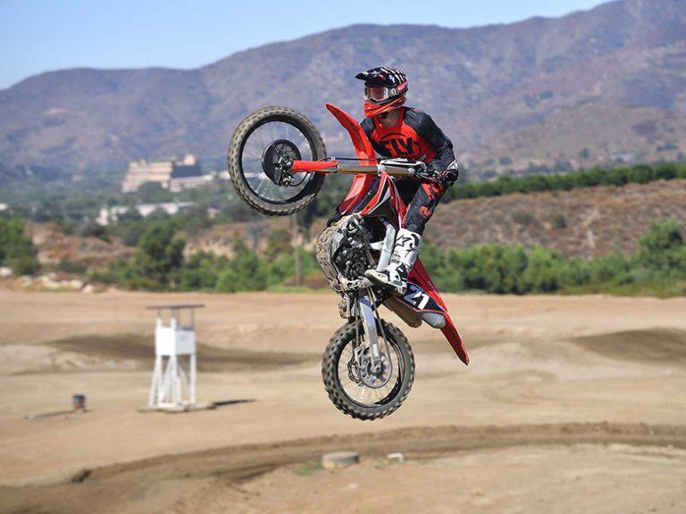 Honda 2020 CRF250R Dirt Motorcycle Review Specs Price