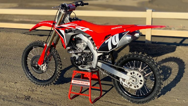 Honda 2020 CRF250RX Powerful Dirt Bike Review Specs Price