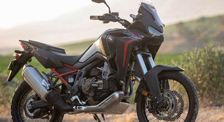 Honda is Developing New Supercharged Africa Twin