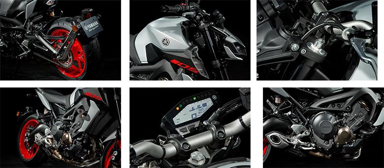 MT-09 2020 Yamaha Naked Motorcycle Specs