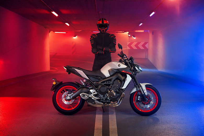 MT-09 2020 Yamaha Naked Motorcycle Review Price Specs