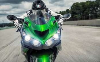 Ninja ZX-14R ABS 2018 Kawasaki Powerful Heavy Bike