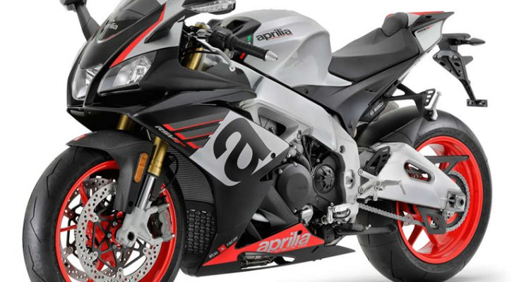 RSV4 1000 RR 2020 Aprilia Sports Bike