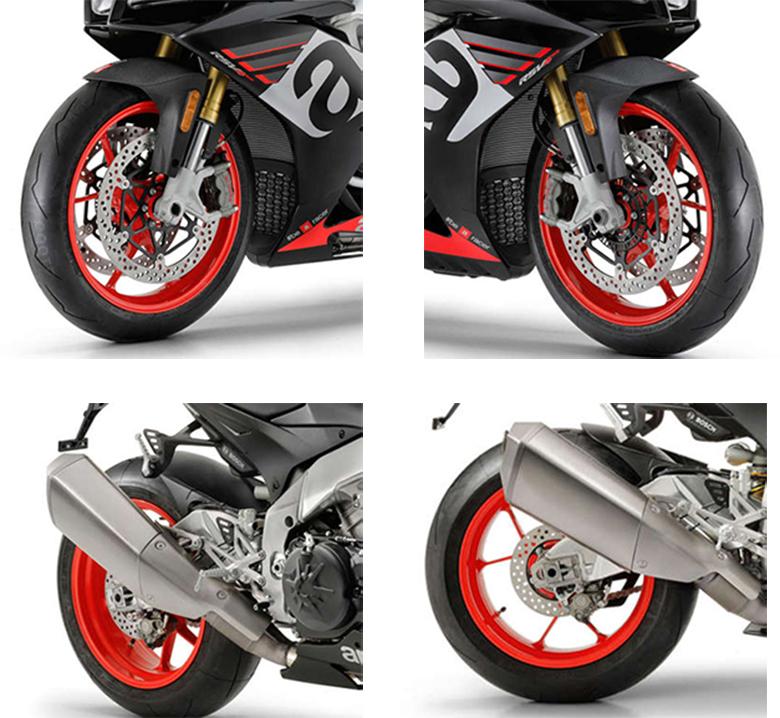 RSV4 1000 RR 2020 Aprilia Sports Bike Specs