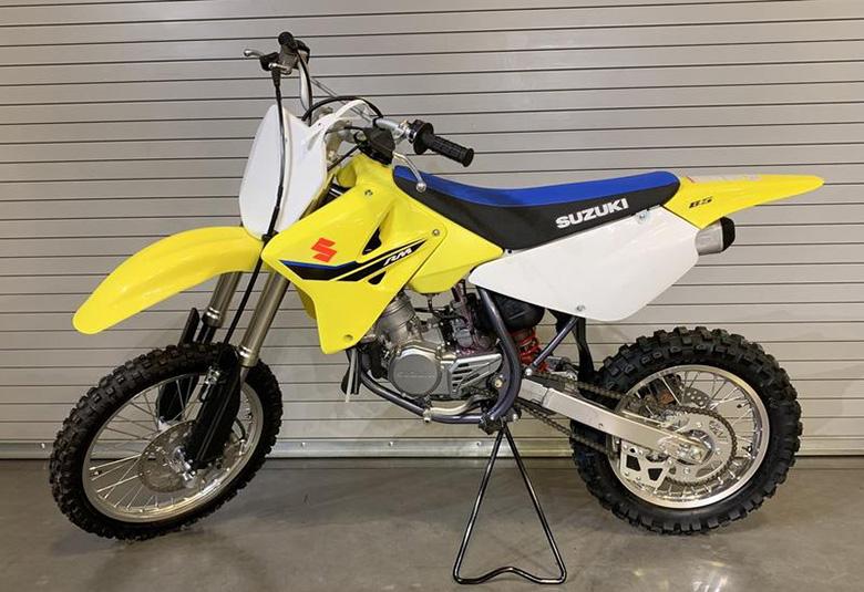 Suzuki 2020 RM85 Off-Road Motorcycle
