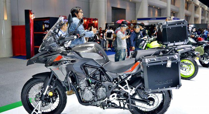 TRK 502 2020 Benelli Travel Bike