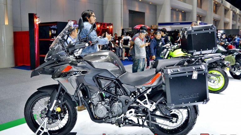 TRK 502 2020 Benelli Travel Bike Review Specs