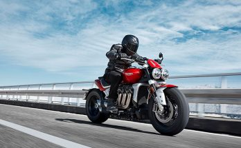 Triumph 2019 Rocket 3 R Naked Sports Bike