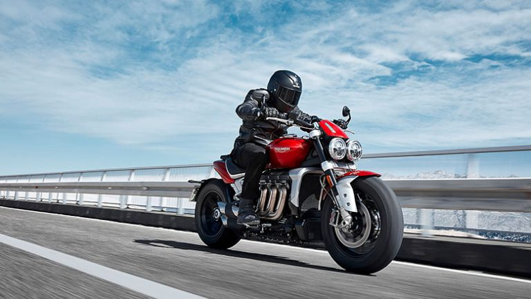 Triumph 2019 Rocket 3 R Naked Sports Bike Review Specs Price